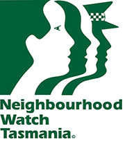 Neighbourhood Watch Tasmania logo